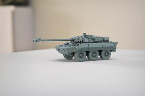 AMX-10RC 6X6 MILITARY VEHICLE