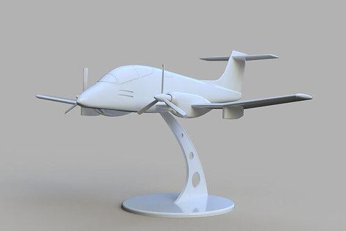 IA-58 PUCARA  MODEL