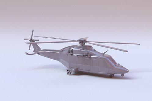 AGUSTA WESTLAND AW139 HELICOPTER  MODEL