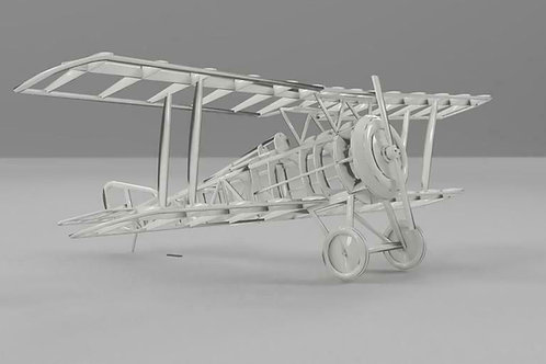 HANRIOT HD.1  (3D PRINTING OR CNC ROUTING)