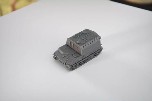 M108 ARTILLERY COMMAND POST