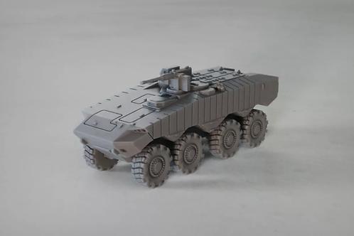 Eitan 8x8 AFV  Model