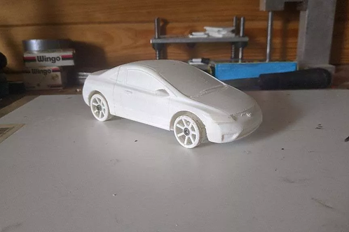 OPENZ V25 CHASSIS (128 RC)