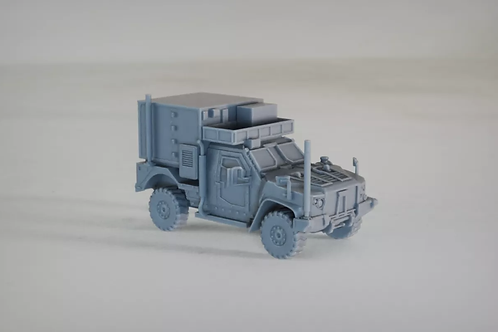 JOINT LIGHT TACTICAL VEHICLE (JLTV) MILITARY VEHICLE S250 SHELTER  MODE