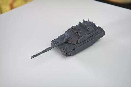 MBT CHALLENGER II MEGATRON 164 SCALE MODEL