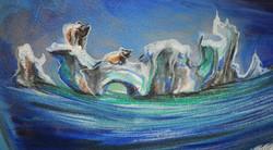 Polar Bear Cubs Cheryl Ann Lipstreu