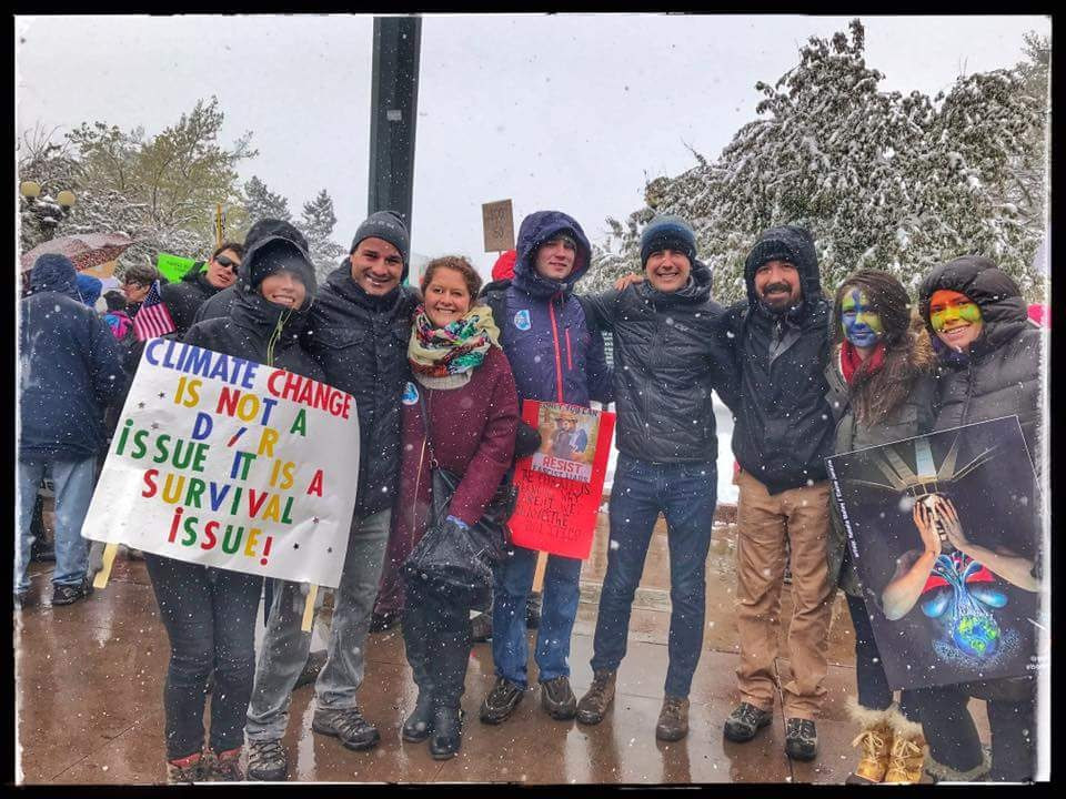 People's Climate March Denver
