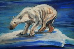 Hungry Bear - Cheryl Ann Lipstreu