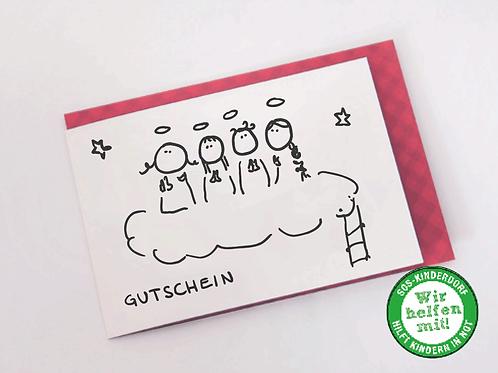 1W68 Fromme Engelchen (Spendenkarte)