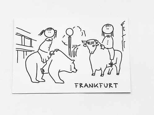 50 x Frankfurt
