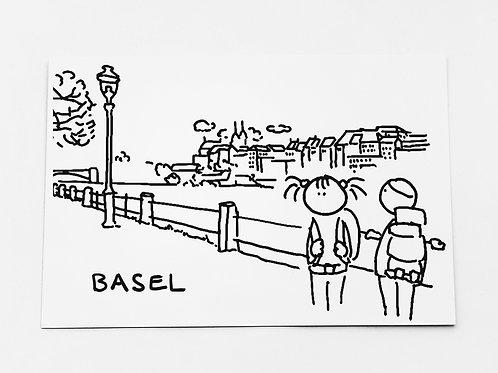 Basel, Tourismus, Reise, Holiday
