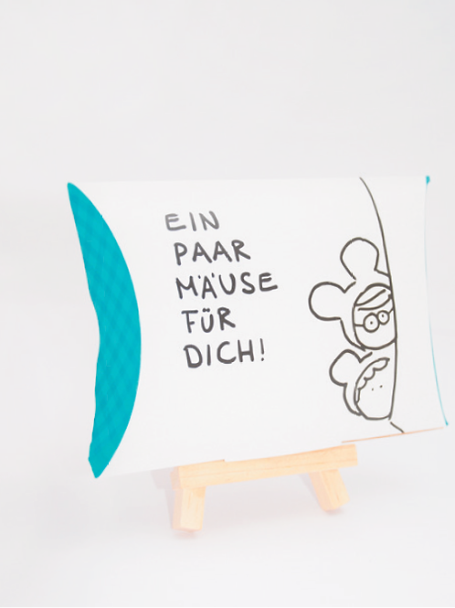 Präsent - Ein paar Mäuse