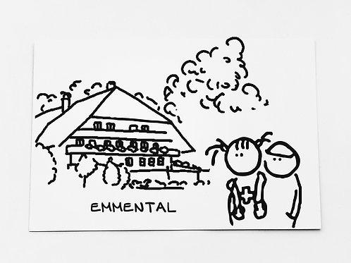 Emmental, Schweiz, Tourismus, Reise, Holiday