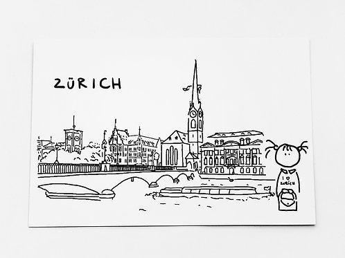Zürich, Tourismus, Reise, Holiday, Schweiz