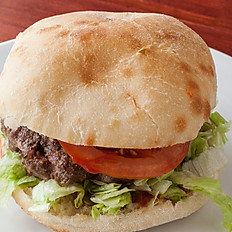 Vegan British Burger