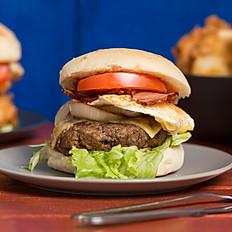 Vegan Beastie Burger