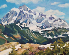 Mt. Shuksan summer