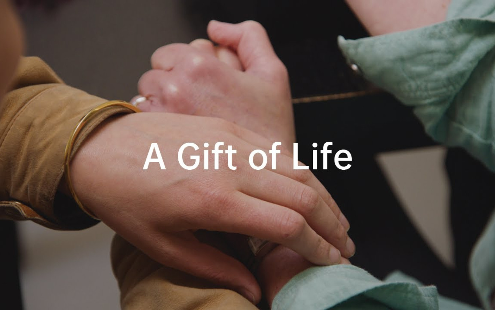 A Gift of Life