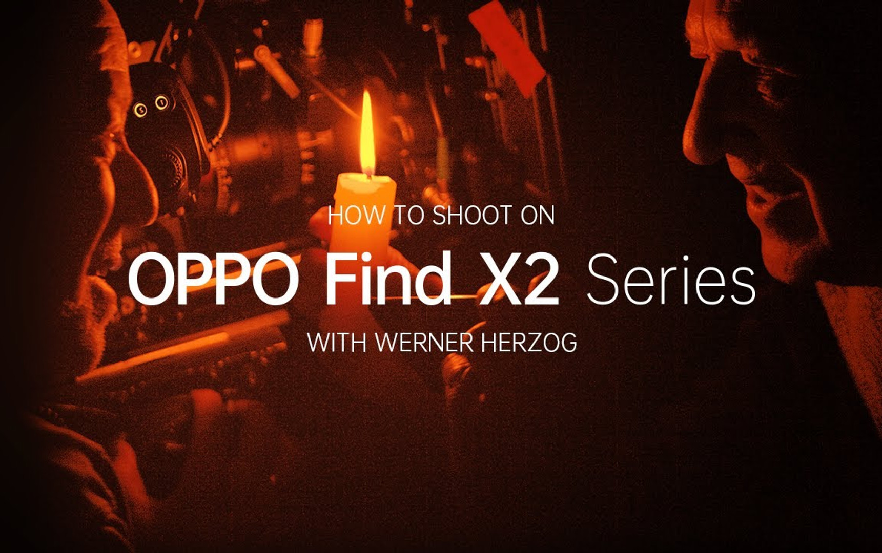 OPPO Find X2 - How to with Werner Herzog