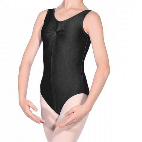 Black Lycra Leotard
