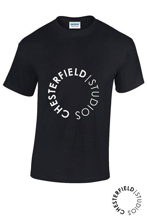 Child Size Black Uniform T-Shirt