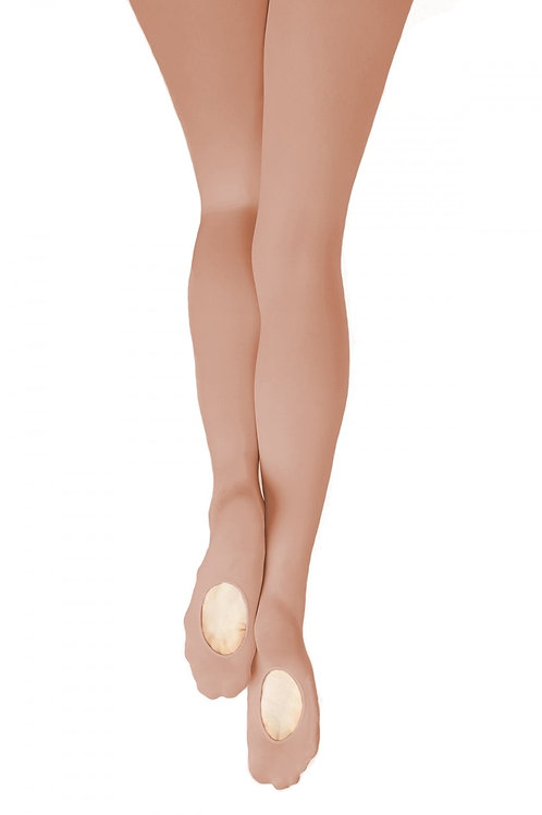 Adult Size Transition Tan Tights