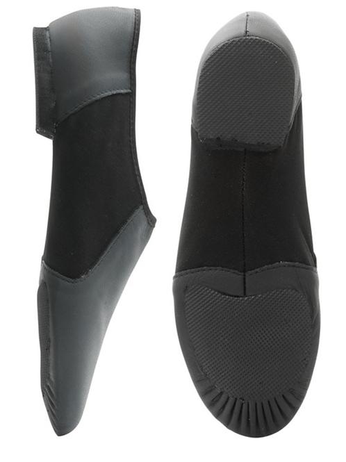 Adult Size Neo-Flex Jazz Shoe Black