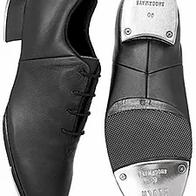 Black Split Sole Tap Shoes