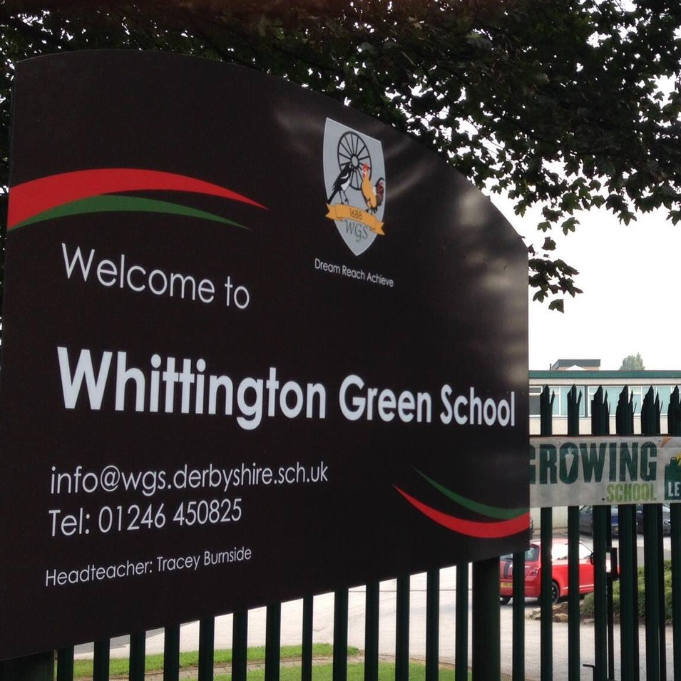 Whittington Green School