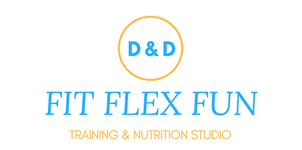 Fit Flex Fun Training & Nutrition Studio Logo