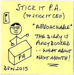 Stick IT P.A.
