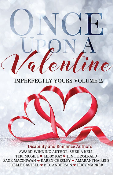 Once Upon a Valentine eBook Final Cover.