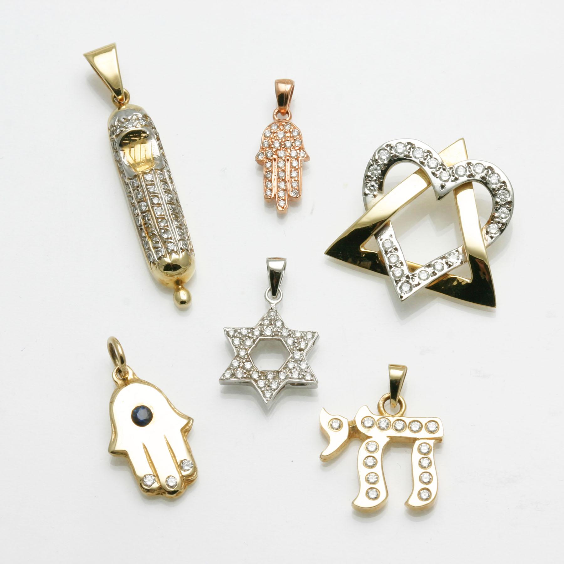 Diamond Judaica
