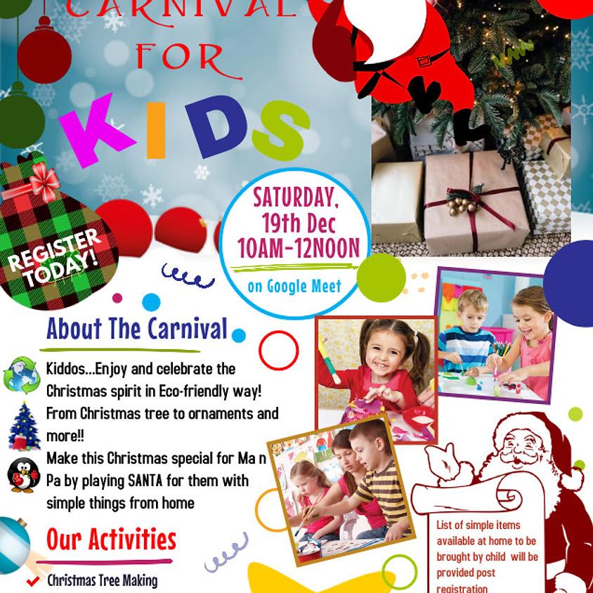 Christmas Carnival For Kids