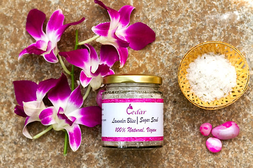 Lavender Bliss - Sugar Scrub