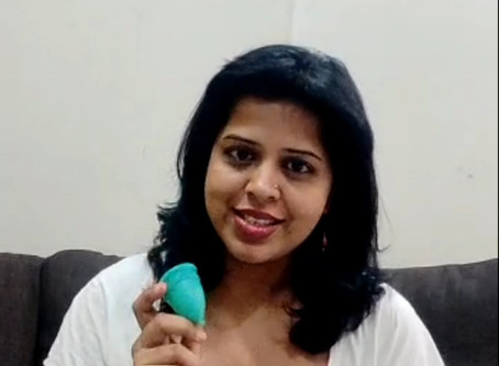 Menstrual Cups - A journey towards a healthy, sustainable and eco-friendly menstruation...