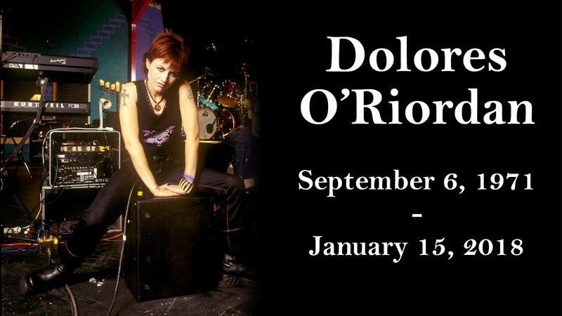 Homenajes Radiales en Irlanda a Dolores O'Riordan