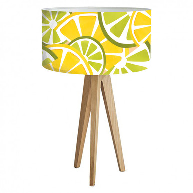 Lemon and Lime Lampshade