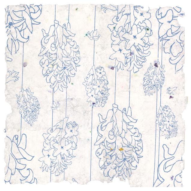 Hyacinth Screen Print