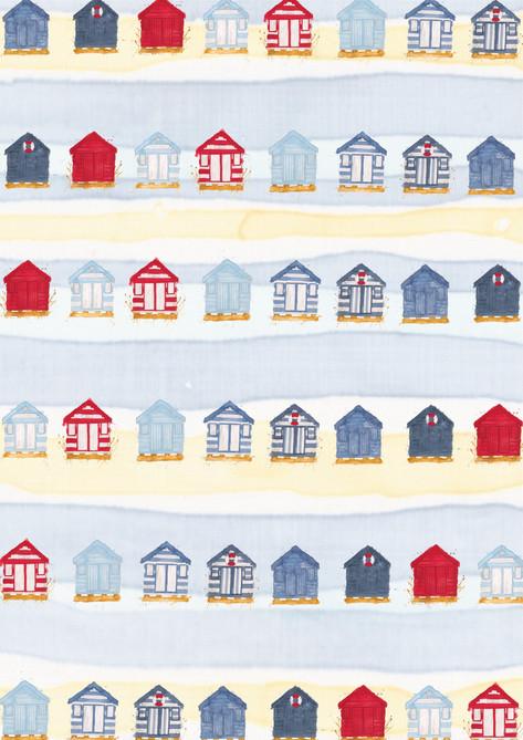 Beach Hut Stripes