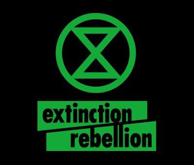Le mois d'octobre d'Extinction Rebellion