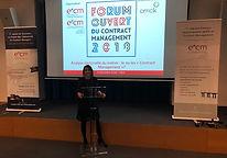 forum ouvert du contract management