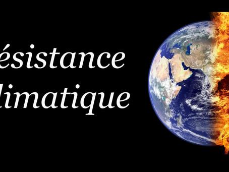 Appel à la Résistance Climatique