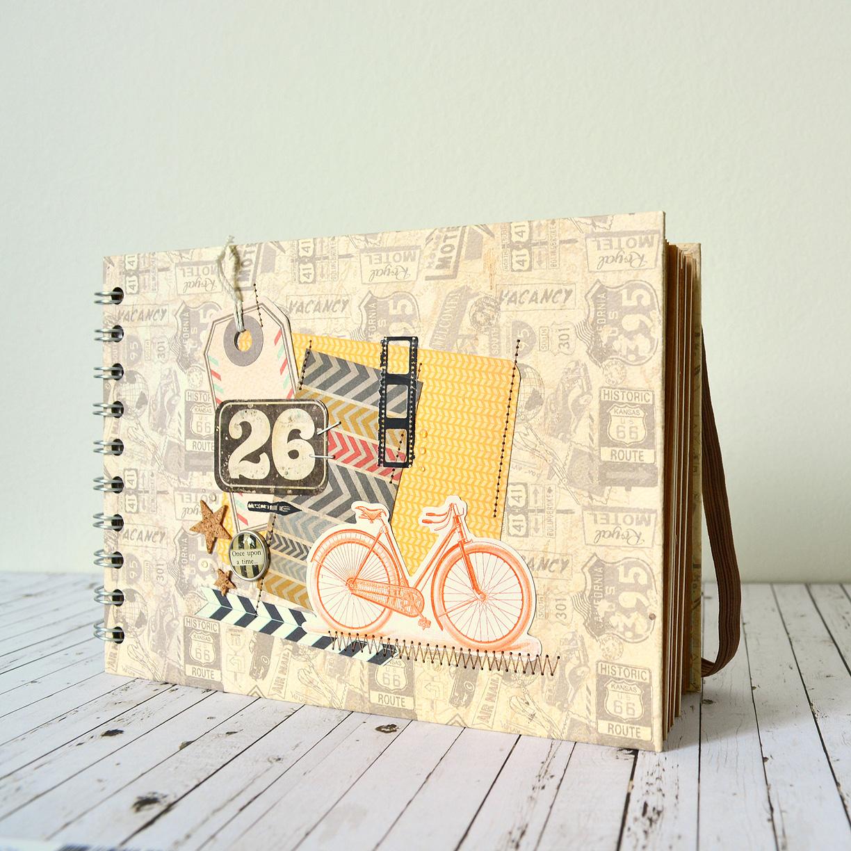 """Блокнот для зарисовок """"26"""""""