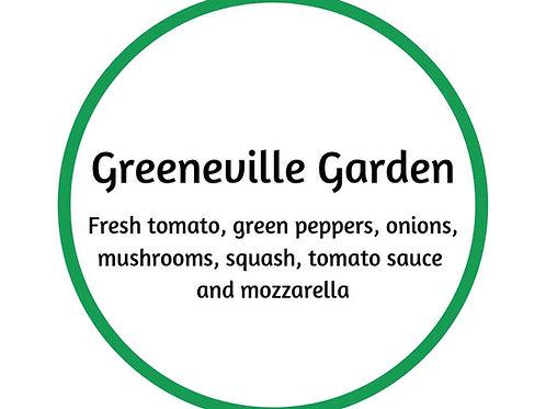 Greeneville Garden Pizza
