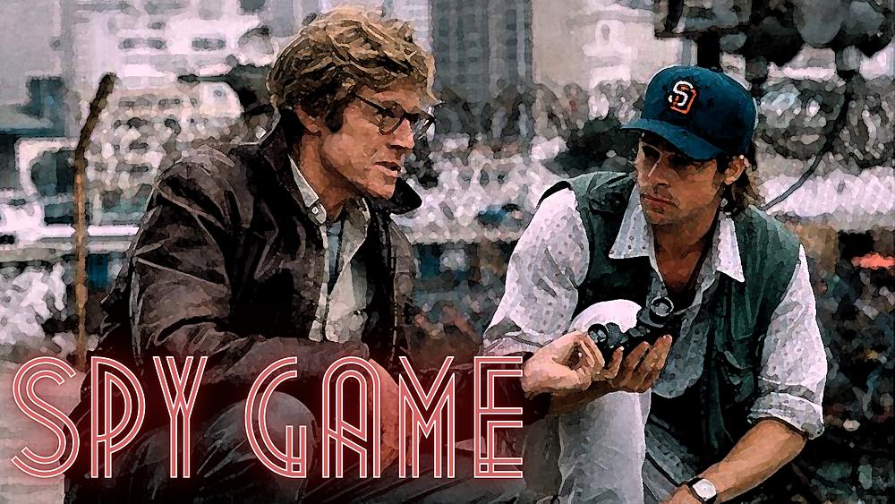 Spy Game - Forgotten Cinema Podcast