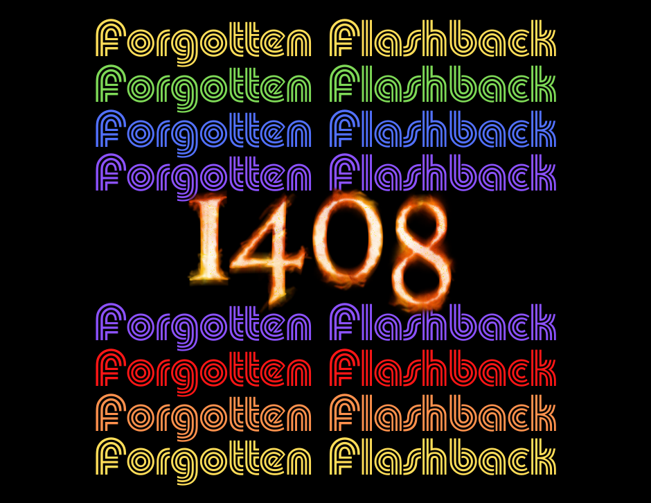 1408 - Forgotten Cinema Podcast