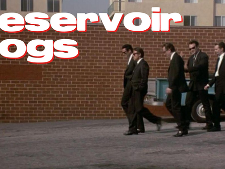 On the QT: Reservoir Dogs