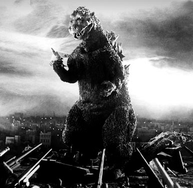 Godzilla - Toho Studios - Forgotten Cinema presents MovieNight
