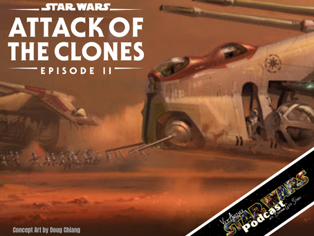 Yet Another Star Wars Podcast: Attack of the Clones